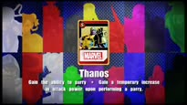 Ultimate Marvel vs. Capcom 3 - Ability Card Showcase Trailer