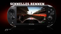 F1 2011 - PS Vita Launch Trailer
