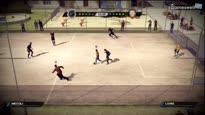 FIFA Street - Staaart! Die ersten zwei Partien