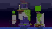 Fez - XBLA Trial Mode Gameplay Trailer