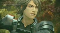 Final Fantasy XIII-2 - Mass Effect 3 N7 Armor DLC Trailer