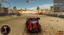 Gas Guzzlers: Combat Carnage - Public Beta Gameplay Trailer