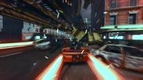 Ridge Racer Unbounded - Environments Trailer #1