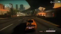 Ridge Racer Unbounded - Staaart! Die ersten 10 Minuten