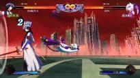 Phantom Breaker - XBLA Tokyia vs. Fin Trailer