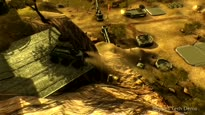 Carrier Command: Gaea Mission - Physics Simulation Trailer