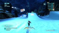 SSX - Retro Zoe Payne DLC Gameplay Trailer