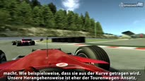 Test Drive: Ferrari Racing Legends - Video Interview mit Suzy Wallace (Extended Version)