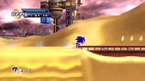 Sonic the Hedgehog 4: Episode 2 - Episode Metal Lock-On Trailer