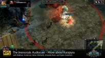 Rise of Immortals - More About Karapyss Videocast