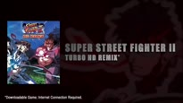 Street Fighter - 25th Anniversary Collector's Set Trailer