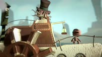 LittleBigPlanet - PS Vita Making Of Trailer