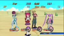 Tales of Graces F - Desert Battles Gameplay Trailer