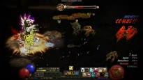 Dark Blood - Combat Training: Knight/Paladin Middle Boss Trailer