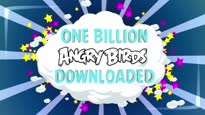 Angry Birds - 1 Billion Angry Birds Downloads Video
