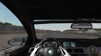 X Motor Racing - Laguna Seca BMW M3 Trailer