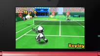 Mario Tennis Open - Metal Mario Trailer