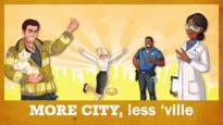 SimCity Social - More City, Less Ville Trailer