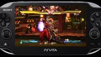 Street Fighter X Tekken - E3 2012 PS Vita Street Fighter Gameplay Trailer
