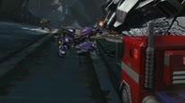Transformers: Untergang von Cybertron - G1 Retro Trailer