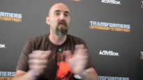 Transformers: Untergang von Cybertron - Fans fragen die Entwickler Intro