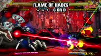 Persona 4 Arena - Shadowlabrys Character Moves Trailer
