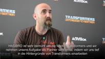 Transformers: Untergang von Cybertron - Fans fragen die Entwickler #1
