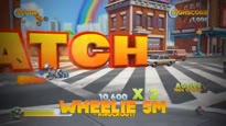 Joe Danger 2: The Movie - gamescom 2012 Debut Trailer