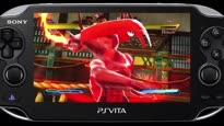 Street Fighter X Tekken - gamescom 2012 Vita Street Fighter Trailer