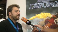 Chaos auf Deponia - gamescom 2012 Video-Interview mit Jan Müller-Michaelis