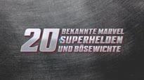 Marvel Avengers: Kampf um die Erde - gamescom 2012 Trailer