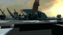 Hybrid - Airfield Initial Art Pass Trailer