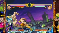 JoJo's Bizarre Adventure HD Ver. - gamescom 2012 Jotaro vs. Dio Gameplay Trailer