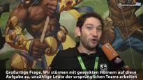 Sacred 3 - gamescom 2012 Video-Interview mit Alex Toplansky