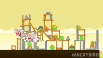 Angry Birds - New Levels and Power-Ups Trailer