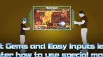 Street Fighter X Tekken - gamescom 2012 Vita Trailer