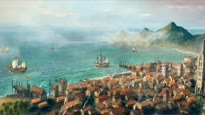 Anno Online - gamescom 2012 Announcement Trailer