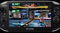 Street Fighter X Tekken - gamescom 2012 Vita Tekken Trailer
