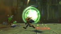 Ratchet & Clank: QForce - gamescom 2012 Gameplay Trailer