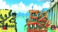 Worms Revolution - Warring Worms Trailer
