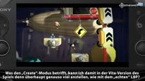 LittleBigPlanet PS Vita - Video-Interview mit Mattias Nygren (Extended Version)