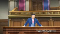 Phoenix Wright: Ace Attorney 5 - TGS 2012 Trailer