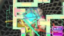 Super Monkey Ball: Banana Splitz - Love Maze Mini-Game Trailer