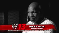 WWE '13 - Mike Tyson Video-Interview (dt.)