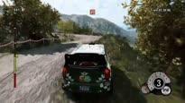 WRC 3: FIA World Rally Championship - Guanajuato Track Gameplay Trailer