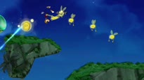 Rayman Jungle Run - Android Launch Trailer