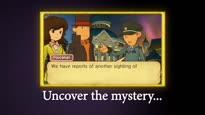 Professor Layton und die Maske der Wunder - Launch Trailer (engl.)