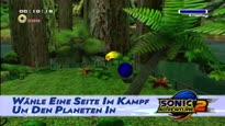 Sonic Adventure 2 & NiGHTS into dreams - Launch Trailer