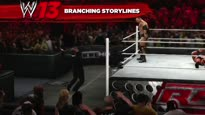 WWE '13 - Explore Universe Mode 3.0 Trailer