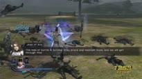Warriors Orochi 3 Hyper - Seimei Abe Gameplay Trailer